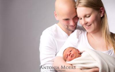 Newbornfotografie! 1 + 1 = 3