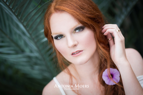 Portrait @ Antonia Moers