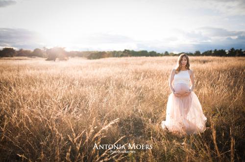 Babybauchfotografie @ Antonia Moers