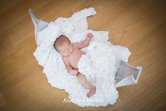 Newborn Fotografie © Antonia Moers