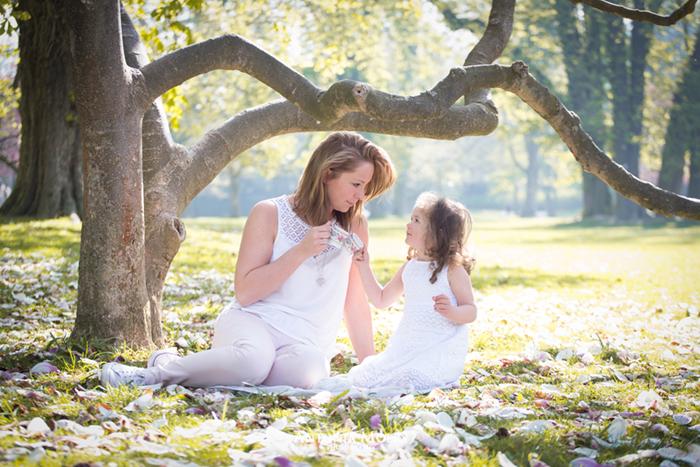 Mama & Kind © Antonia Moers