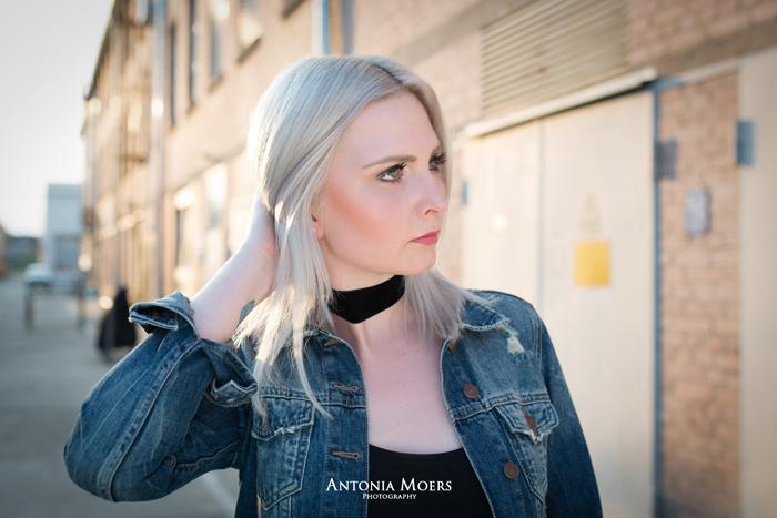 Fashionportrait © Antonia Moers