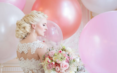 Flowery  Romance  meets  Sweet  Temptation – Styled Wedding Shooting