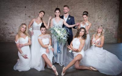 Birde`s Sins – ein styled Wedding Shooting kombiniert mit Ballett