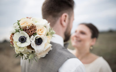 Hochzeitsbilder im Mainzer Sand – ein paar Tipps für die perfekten Portraits